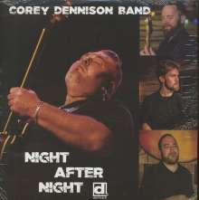 Corey Dennison: Night After Night, LP