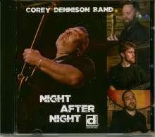 Corey Dennison: Night After Night, CD