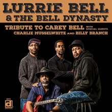Lurrie Bell: Tribute To Carey Bell, CD