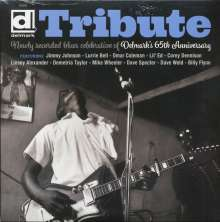 Tribute - Newly Recorded Blues Celebration Of Delmark's 65th Anniversary (Limited Numbered Edition), LP