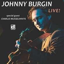 Rockin' Johnny Burgin: Live 2019, CD