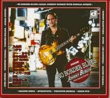 Rockin' Johnny Burgin: No Border Blues, CD
