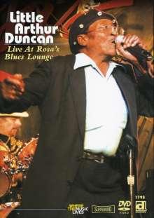 Little Arthur Duncan: Live At Rosa's Blues Lounge 2007, DVD