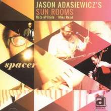 Jason Adasiewicz (geb. 1977): Spacer, LP