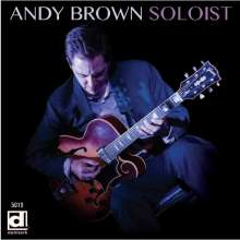 Andy Brown: Soloist, CD