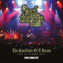 Neal Morse: The Similitude Of A Dream - Live In Tilburg 2017, 2 CDs und 1 DVD