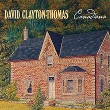 David Clayton-Thomas: Canadiana, CD