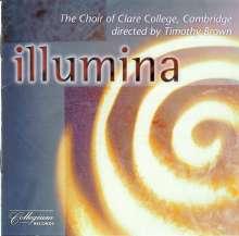 Clare College Choir Cambridge - Illumina, CD