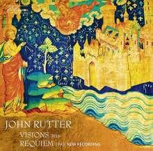 John Rutter (geb. 1945): Requiem, CD