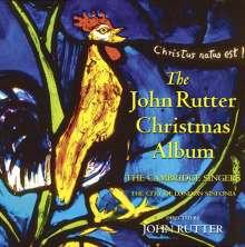 John Rutter (geb. 1945): The John Rutter Christmas Album, CD