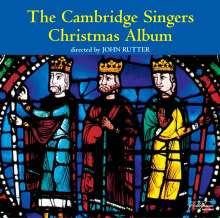 The Cambridge Singers Christmas Album, CD