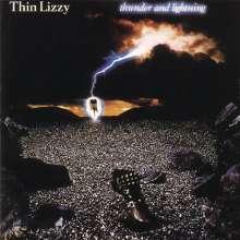 Thin Lizzy: Thunder And Lightning, CD
