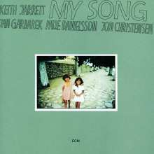 Keith Jarrett (geb. 1945): My Song, CD