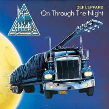 Def Leppard: On Through The Night (1980 Edition), CD