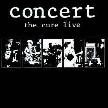 The Cure: Concert - Live, CD