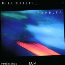 Bill Frisell (geb. 1951): Rambler, CD