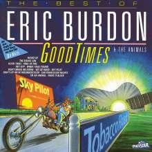 Eric Burdon: Good Times - The Best of Eric Burdon, CD