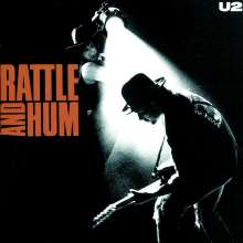 U2: Rattle And Hum, 2 LPs