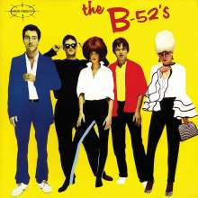 The B-52s: The B-52's, CD