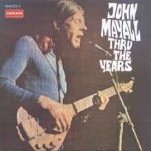 John Mayall: Thru The Years, CD