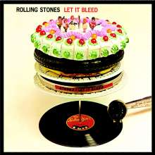 The Rolling Stones: Let It Bleed (180g), LP