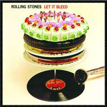 The Rolling Stones: Let It Bleed, CD