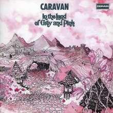 Caravan: In The Land Of Grey And Pink (+ Bonus Tracks), CD