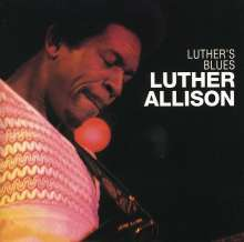Luther Allison: Luther's Blues, CD