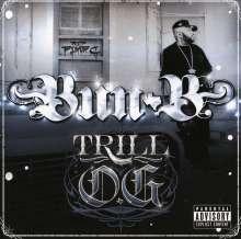 Bun B: Trill O.G., CD