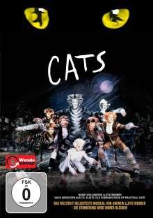 Cats (1998), DVD