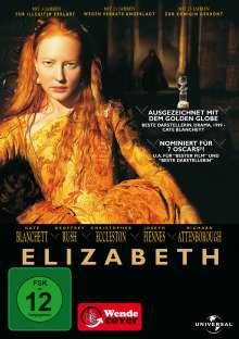 Elizabeth (1998), DVD