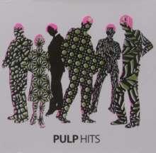 Pulp: Hits, CD