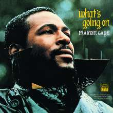 Marvin Gaye: What's Going On, CD