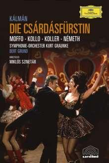Emmerich Kalman (1882-1953): Die Csardasfürstin, DVD