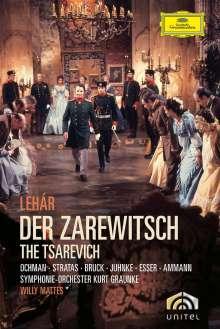 Franz Lehar (1870-1948): Der Zarewitsch (Operettenverfilmung), DVD
