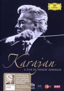 Herbert von Karajan - Filmdokumentation, DVD