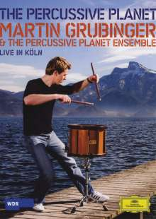 Martin Grubinger - The Percussive Planet, DVD