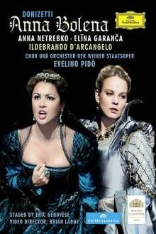 Gaetano Donizetti (1797-1848): Anna Bolena, 2 DVDs