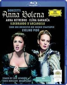Gaetano Donizetti (1797-1848): Anna Bolena, Blu-ray Disc