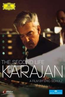 Herbert von Karajan - The Second Life (Filmdokumentation), DVD