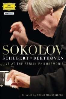 Grigory Sokolov - Live at the Berlin Philharmonie, DVD