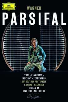 Richard Wagner (1813-1883): Parsifal, 2 DVDs