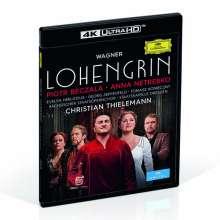 Richard Wagner (1813-1883): Lohengrin (4K Ultra HD), Ultra HD Blu-ray
