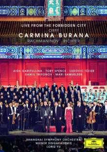 Carl Orff (1895-1982): Carmina Burana (Live from the Forbidden City), DVD