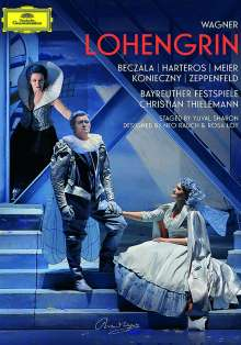 Richard Wagner (1813-1883): Lohengrin, 2 DVDs