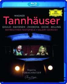 Tannhäuser, Blu-ray Disc