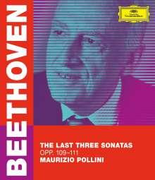 Ludwig van Beethoven (1770-1827): Klaviersonaten Nr.30-32, Blu-ray Disc
