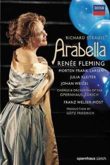 Richard Strauss (1864-1949): Arabella, DVD