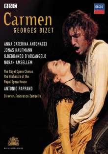 Georges Bizet (1838-1875): Carmen, DVD