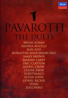 Pavarotti & Friends: Best Of Pavarotti & Friends - The Duets, DVD